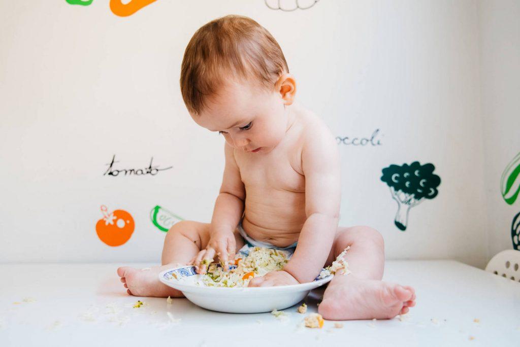 Prvé príkrmy v 6 mesiacoch dieťaťa