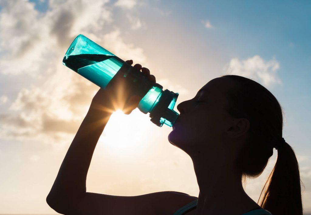 Čo piť po cvičení