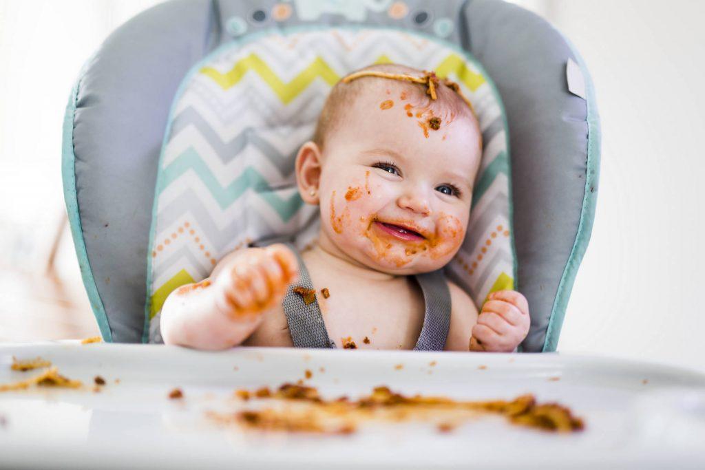 Najlepšia detská výživa od 7. mesiaca dieťaťa